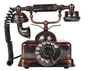 Old and retro telephones - Jigsaw Puzzles